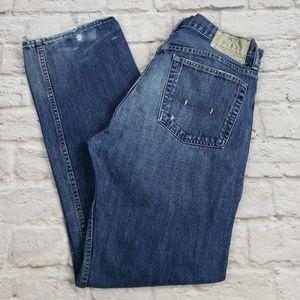 Polo 15941 Men's Blue Jeans Size 33X32